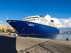 Le Zenith, Navire de Croisière de la compagnie Croisières de France.