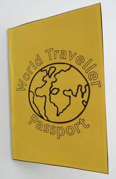 Passport for kids See also: http://travel.state.gov/content/dam/passports/YouthPassportActivityBook.pdf