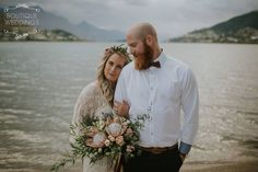 Kirsty & Nick's Queenstown boho elopement wedding.  #bohobride #bohobouquet #elopement #queenstownwedding #newzealandwedding  Planning by Boutique Weddings NZ @newzealandweddings Photography by @alpineimageco