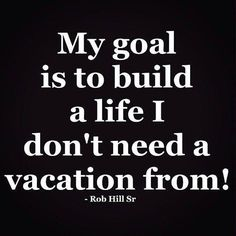 Sounds like a good goal for me too!
