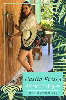 ¡Bienvenidxs a Casita Fresca ! 🏠  Un Airbnb ecológico en Rincón, PR 🌿