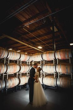 Blue and Sage Wedding at the Columbia Winery. Photo by Laurel McConnell Photography