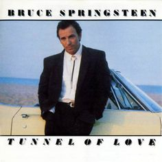My first Springsteen album. Still one of my favourites from the Boss.