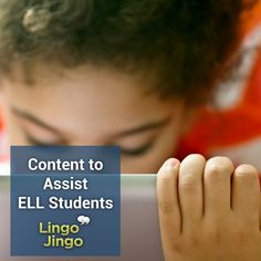 We have created #lessons based on topics that are being taught in #classrooms today with a focus on engaging with #ELLstudents. Start here: http://lingojingo.com/