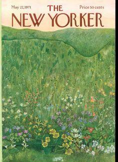 Ilonka Karasz | The New Yorker Covers