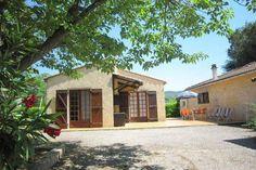 Ardèche: vakantiehuis voor vier personen te huur in Lagorce. Voor een goede huurprijs een leuke vakantiewoning in Frankrijk boeken!