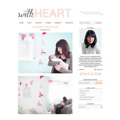 with heart-smitten blog designs