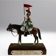 HISTOREX-Chevau-léger  lancier porte guidon Français  1