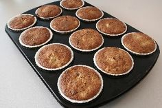 Fedtfattige muffins