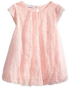 First Impressions Schiffli Bubble Dress, Baby Girls (0-24 months), Only at Macy's - Baby Girl (0-24 months) - Kids & Baby - Macy's