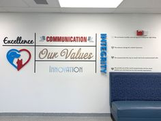 Mission Statement Wall Sign - Vet Hospital | Woodland Manufacturing