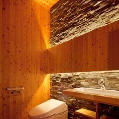 RW山荘の部屋 トイレ