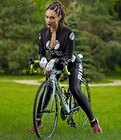 Женский велосипед порно — pic 2
