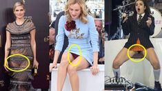 Most celebrated Hollywood celebrities have been exposed for most of the worthy oscar moments in their red tapestry Most Embarrassing Photos, Try Not To Laugh, Most Visited, Hollywood Celebrities, Live Tv, Funny Fails, Girl Photos, Fun Facts