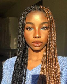 Baddie Hairstyles, Box Braids Hairstyles, Pretty Hairstyles, Marley Twist Hairstyles, Dreadlock Hairstyles, Protective Hairstyles, Protective Styles, Black Girl Braids, Braids For Black Hair