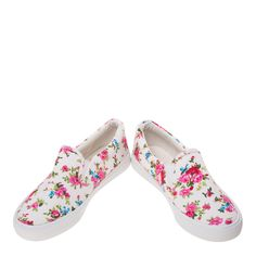 Espadrile dama Mencha albe Slippers, Slip On, Sneakers, Shoes, Fashion, Lady, Tennis, Moda, Zapatos