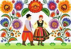 polski folklor - Szukaj w Google                                                                                                                                                                                 Más