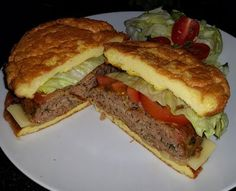 Cheeseburger for 2 - definitely one to add to favorites.