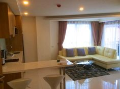 One bedroom condo for sale on Pratumnak  City Garden Pratumnak is another condominium from the developer from Global Top Group. City Garden Pratumnakconsists of 2 low rise eight-storey buildings with a total of nearly 157 units. The condois located on Pratumnak Hill also known as the...