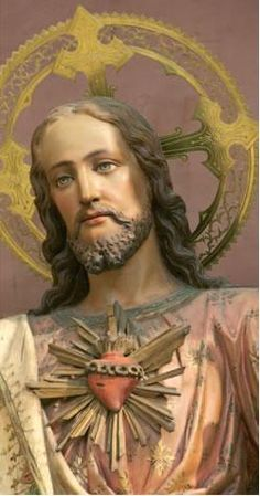 """""""Sagrado Corazón de Jesús""""- Catedral de Asunción, Paraguay"""