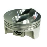 #HowardsCams 840625613 Pro Max Chevrolet 262-400 2618 Forged 23 Degree Dome 13.0cc #Pistons