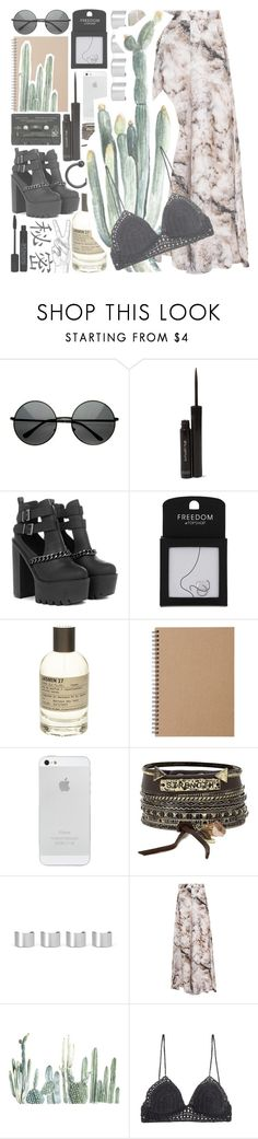 """""""Soon we'll be 30 years old"""" by my-path-to-oblivion ❤ liked on Polyvore featuring ZeroUV, shu uemura, Topshop, Le Labo, Muji, BKE, Maison Margiela, Paul & Joe and SHE MADE ME"""