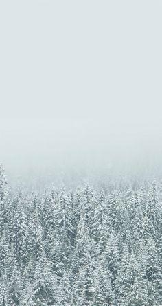 Winter iPhone wallpaper