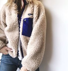 Women's Classic Retro - X Fleece Jacket Patagonia Outfit, Patagonia Jacket, Patagonia Pullover, Pretty Outfits, Winter Outfits, Cute Outfits, Ootd, Look Cool, Fashion Outfits