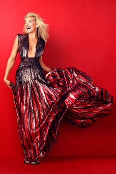 Kate Hudson in Givenchy by Riccardo Tisci - stunning