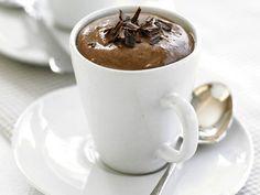 Mousse al cioccolato per le romantiche