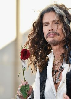Steven Tyler-he has evolved into the wonderful, delightful pirate that was always inside him.