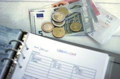 Finanzen im Griff mit dem Haushaltsbuch   Freebie zum Ausdrucken