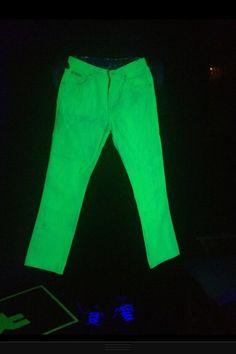 Glow in the dark Irish dance. Say what?