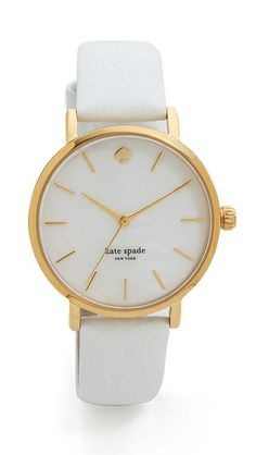 kate spade metro watch {perfect for summer}