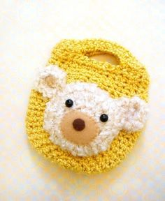 little bear purse pattern, but I think it would be a cute bootie