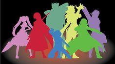 Akame Ga Kill Night Raid Minimalist Anime Wallpaper Atashinchiii 1920×1080