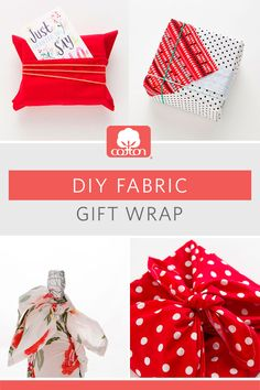 Want to have the best gift wrap at this year's festivities? Brit + Co. has got you covered!
