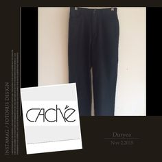 Cache Black Snake Print Pants Classic pants in soft material. 7% polyester 3% Lycra. In excellent condition. Size 4. Cache Pants