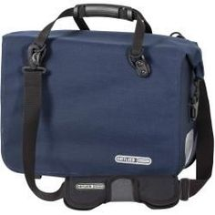 Ortlieb Office Bag L - Briefcase steel blue Or .-Ortlieb Office Bag L – Aktentasche steel blue Ortlieb Ortlieb Office Bag L – Briefcase steel blue Ortlieb - Notebook Sleeve, Bicycle Bag, Textiles, Unisex, Laptop Bag, Briefcase, Martini, Shoulder Strap, Accessories
