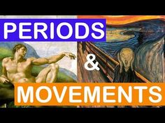 Art Periods and Art Movements - YouTube