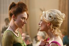 Hilly Holbrook (Bryce Dallas Howard), Celia Foote (Jessica Chastain) ~ The Help (2011) ~ Movie Stills #amusementphile