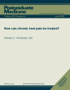 159 best kindle store medical ebooks images on pinterest kindle how can chronic heel pain be treated postgraduate medicine by william c fandeluxe Gallery