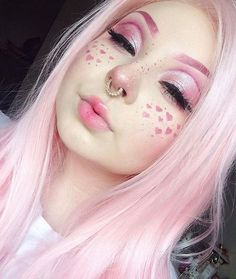 halloween makeup ideas ideas for halloween witch makeup ideas for halloween makeup ideas ideas natural makeup ideas for halloween costume makeup ideas witch makeup ideas Makeup Fx, Makeup Inspo, Makeup Inspiration, Makeup Tips, Hair Makeup, Makeup Ideas, Anime Makeup, Makeup Eyeshadow, Goth Eye Makeup