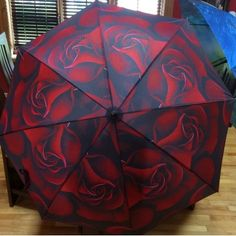 Parapluie Rose de Velours