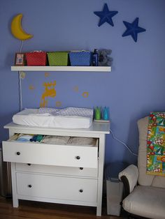 Ikea Dresser/changing Table