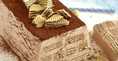 »HOZZÁVALÓK«   - 25 dkg mascarpone   - 4 ek nutella   - 2 dl tejszín  - 1 / 2 tasak zselatin fix   - kb 12 db csokis nápolyi   ... Nutella, Tiramisu, Ham, Cooking Recipes, Cookies, Ethnic Recipes, Food, Mascarpone, Crack Crackers