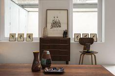 Photography: Dim Balsem / Styling: Samir Bantal & Julien Rademaker Vintage design Furniture: van OnS www.vanOnS.eu