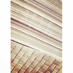 Welcome to Grey House England, weaving cardboard everyday!