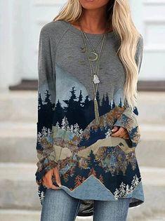 Γυναικεία Φόρεμα ριχτό Φόρεμα μέχρι το γόνατο - Μισό μανίκι Φλοράλ Στάμπα Καλοκαίρι Λαιμόκοψη V Καθημερινό καυτό φορέματα διακοπών Φαρδιά 2020 Θαλασσί M L XL XXL 3XL 2020 - € 16.9 Long Sleeve Tops, Long Sleeve Shirts, Site Mode, Short Mini Dress, Tee Dress, Plus Size Blouses, Casual Fall, Pulls, Types Of Sleeves