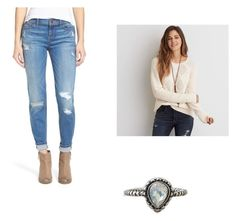 """Untitled #24"" by jessica-runkle ❤ liked on Polyvore featuring SP Black and American Eagle Outfitters"